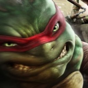 First Look At Raphael In New TMNT Game