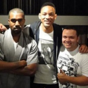 Kanye West & Will Smith Teaming Up?
