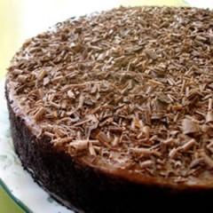 You Have To Try This Irish Cream Chocolate Cheesecake