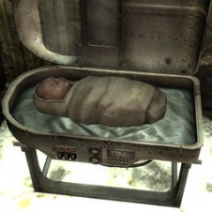 Someone Completed 'Fallout 3' As A Baby