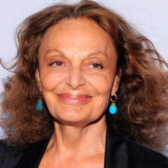 See Diane von Furstenberg When She Was Young