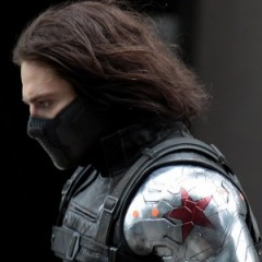 New Hi-Res Shot of The Winter Solider in 'Captain America 2'