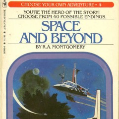 'Choose Your Own Adventure' Books to Become Movie