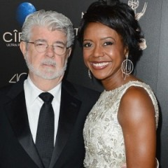 George Lucas Marries Longtime Girlfriend