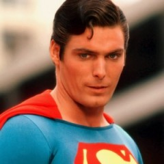 Christopher Reeve in Man of Steel?