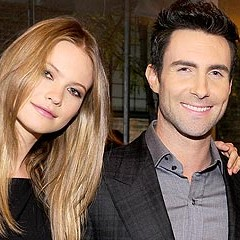 Looks Like Adam Levine Got Engaged