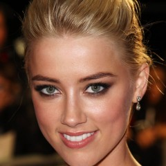 Check Out Amber Heard Without Makeup