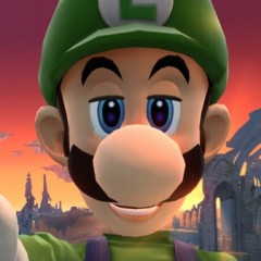 Luigi Confirmed For 'Super Smash Bros.'