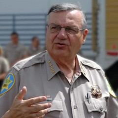 Arizona Sheriff Arpaio Arms Deputies With AR-15s