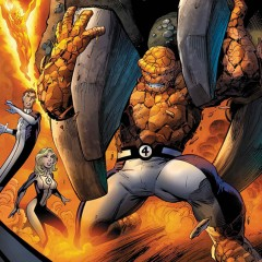 Karl Kesel Returns to 'Fantastic Four'