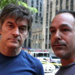 Dr. Oz  & Plumber Save Woman's Life On NYC Street
