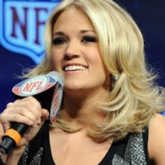 Carrie Underwood Debuts Her Sunday Night Football Theme