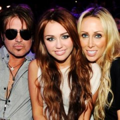Miley Cyrus' Parents React To Her Bad Behavior