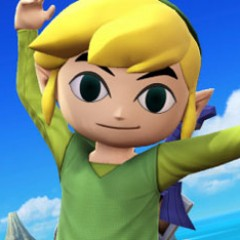 Toon Link Joins New 'Super Smash Bros.'